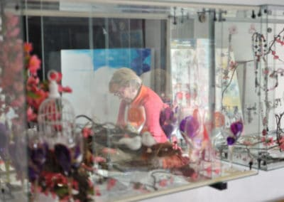 L'atelier - Artgalerie Elaia