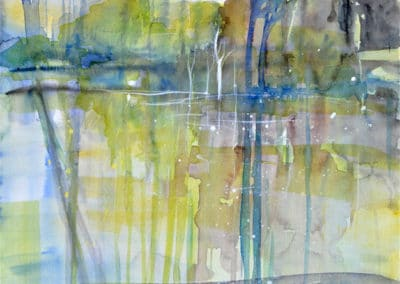 Aquarelle Maia - 31 x 42 cm