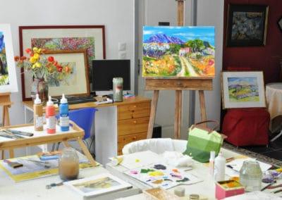 L'Atelier de Maia - Artgalerie Elaia